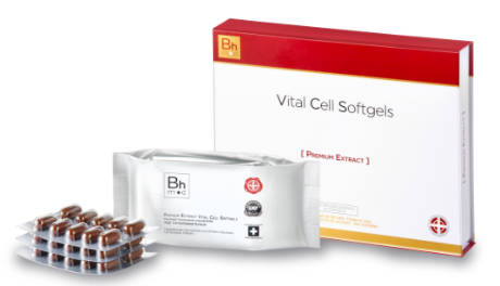 Softgels Vital Cell