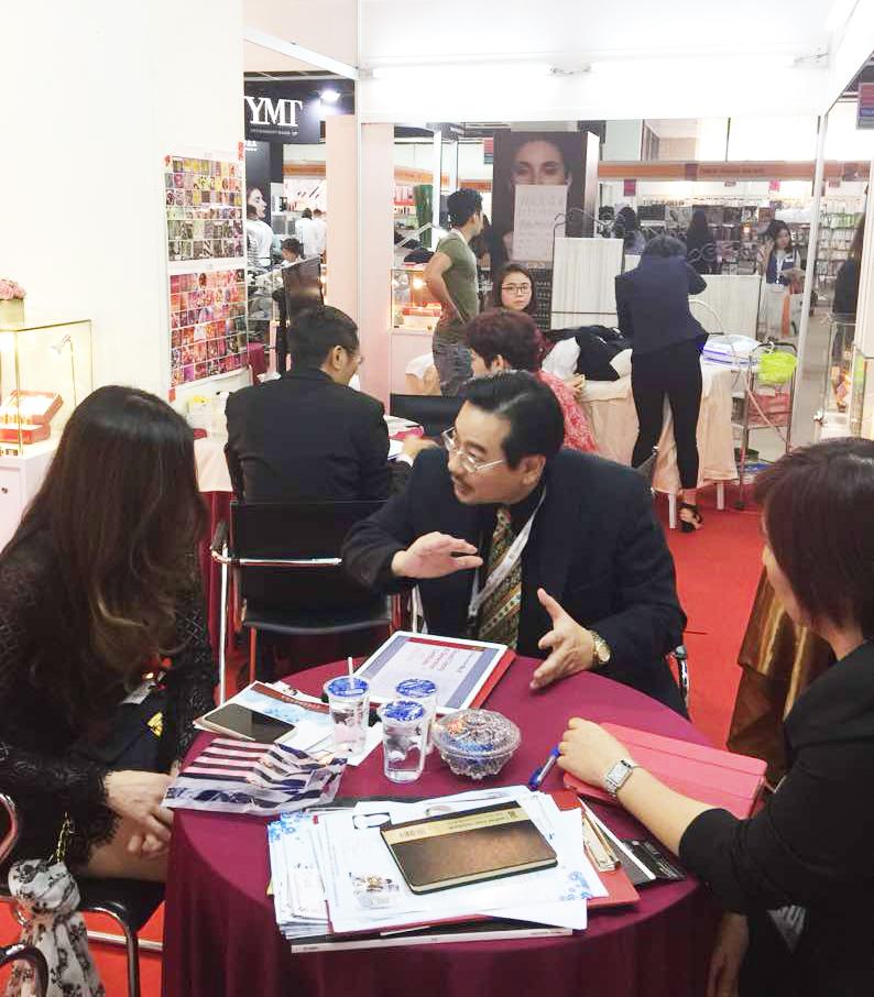 Cosmobeauté Malaysia 2018